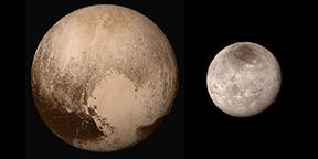 New Horizons: Pluto - Charon