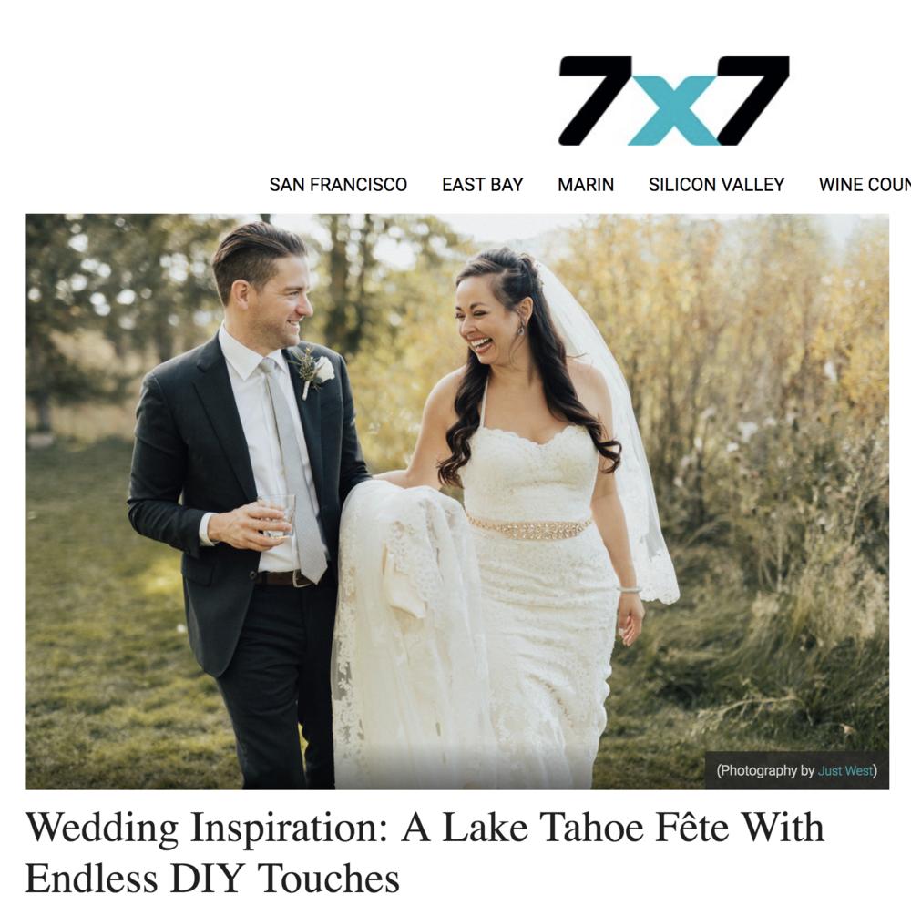 7x7 wedding feature nick engel ali gee