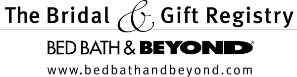Bed bath beyond wedding expos in nm for Bed bath and beyond wedding gifts