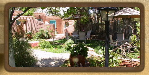 Casas de Suenos Historic Old Town Inn   Albuquerque wedding  & reception venue