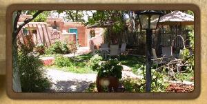 Casas de Suenos Historic Old Town Inn      Albuquerque wedding & reception B&B venue