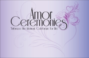 Amor Ceremonies   Albuquerque / Santa Fe wedding officiant