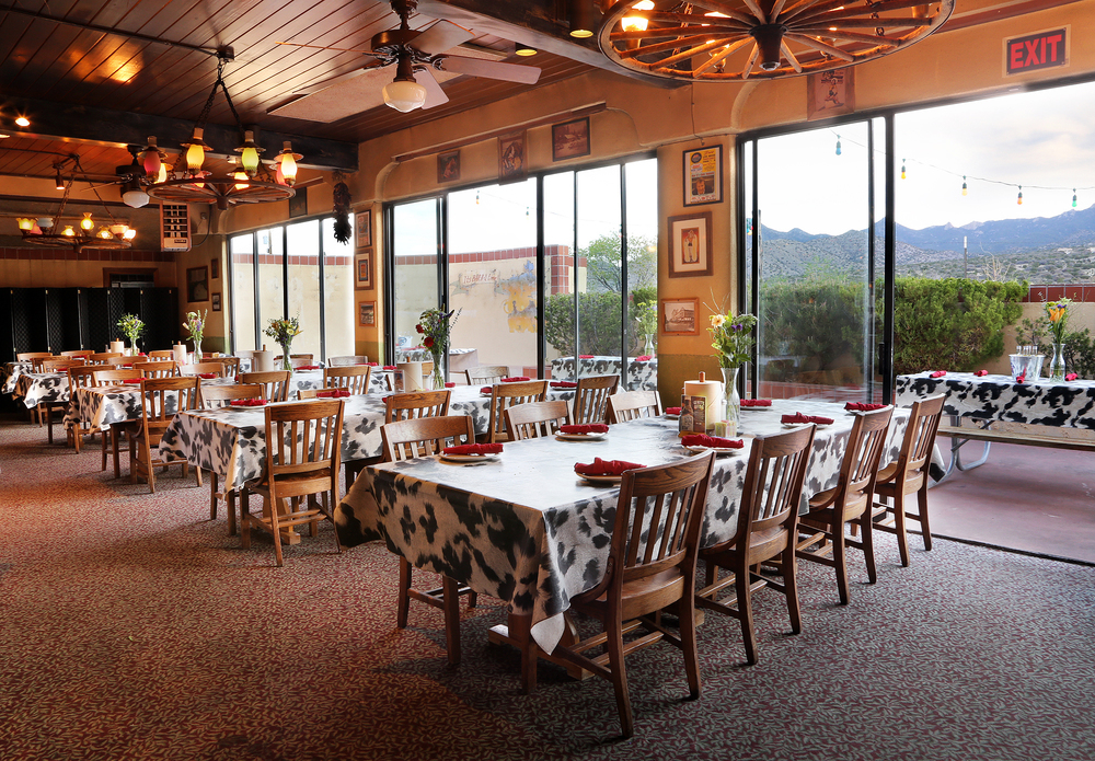 County Line offers great food for your reception, rehearsal dinner or bridal shower