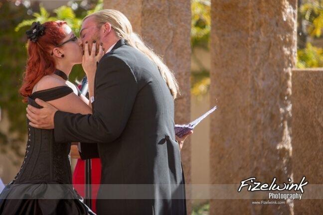 An Albuquerque wedding