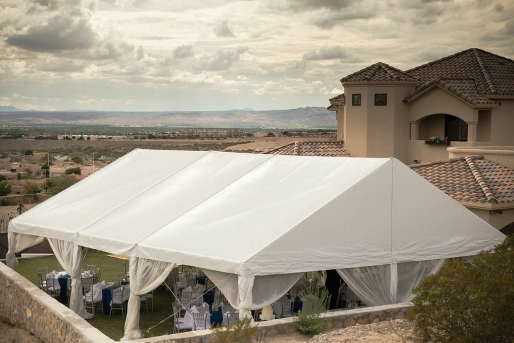 Tent rentals in Las Cruces