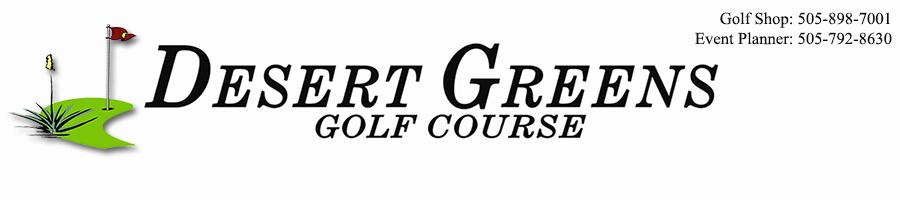 desert greens golf course   An Albuquerque wedding venue
