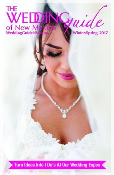 Wedding guide of New Mexico cover 2017