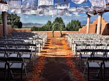 hacienda dona andrea de santa fe - for spectacular wedding and reception on a private estate outside of santa fe