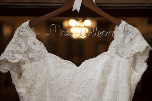 Renting a wedding dress