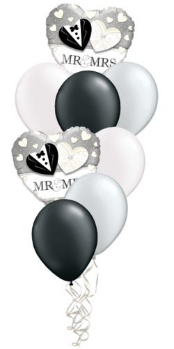 Decorating for your wedding with balloons
