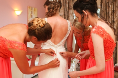 Bridesmaids' expectations