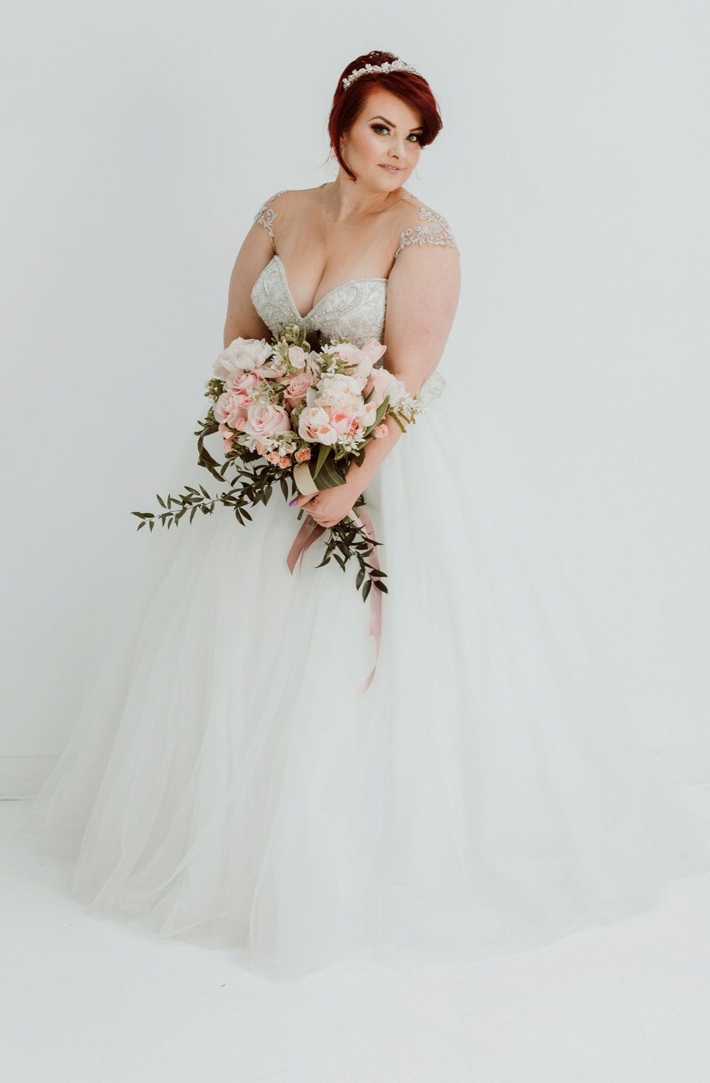 photo: blue Rose, Gown: uptown Bride