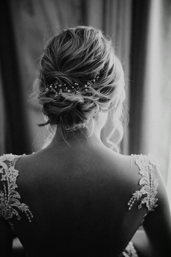Hairstyles for your wedding