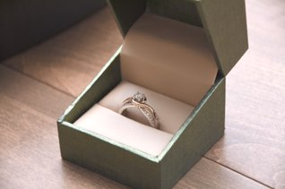 Your engagement ring