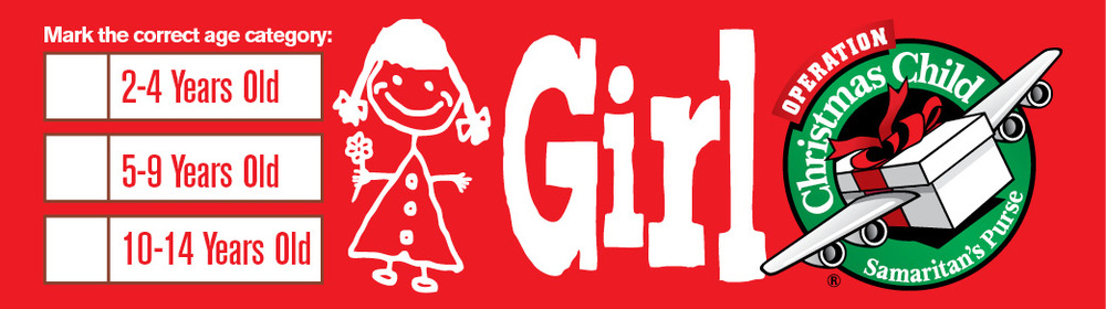 Girl label