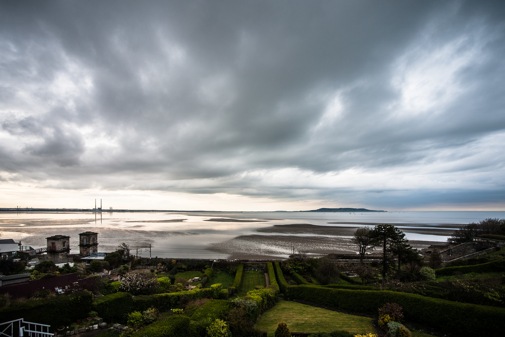 Dublin Bay vista