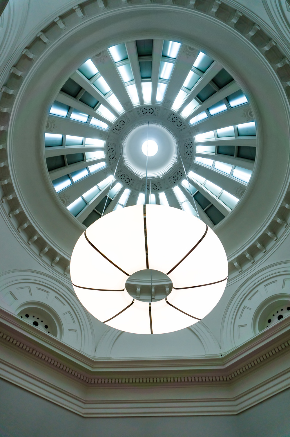 Tate Britain dome