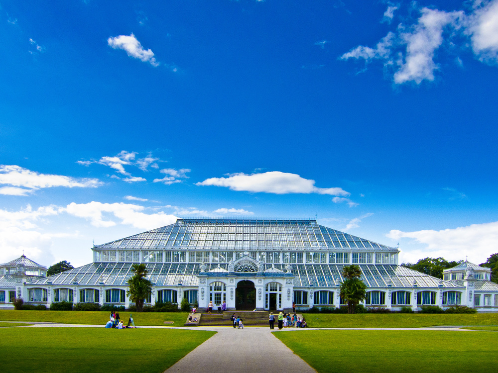 Kew Plant House