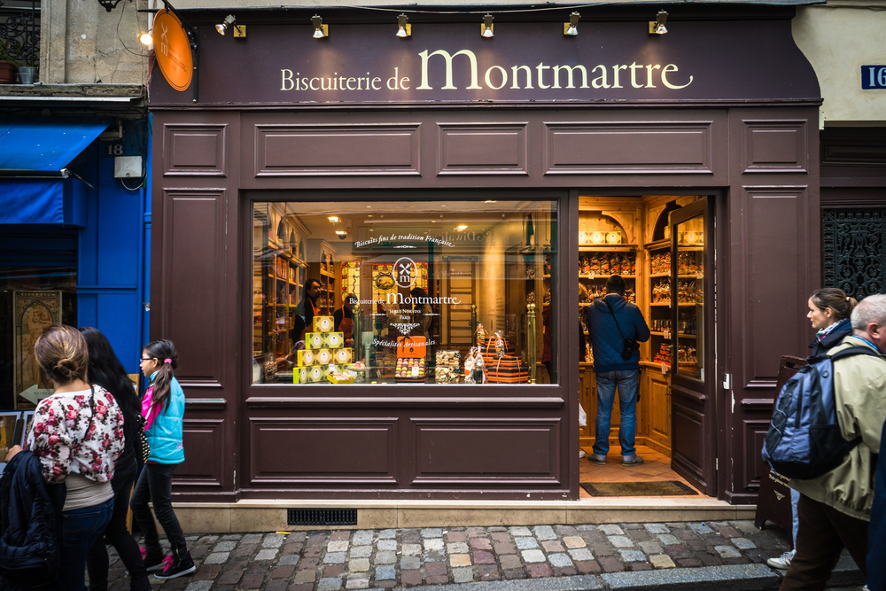 Montmartre Shop