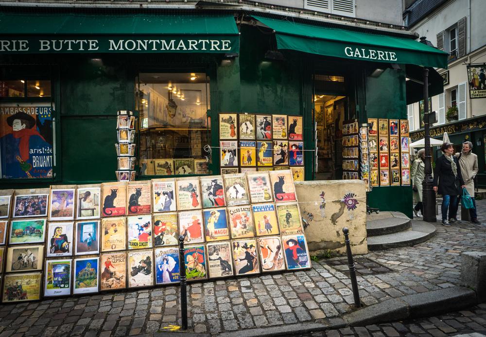 Montmartre Gallery