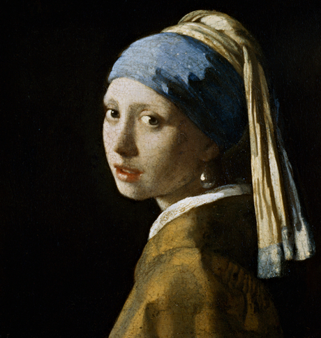 Girl With A Pearl Earring by Johannes Vermeer. Photograph: Corbis