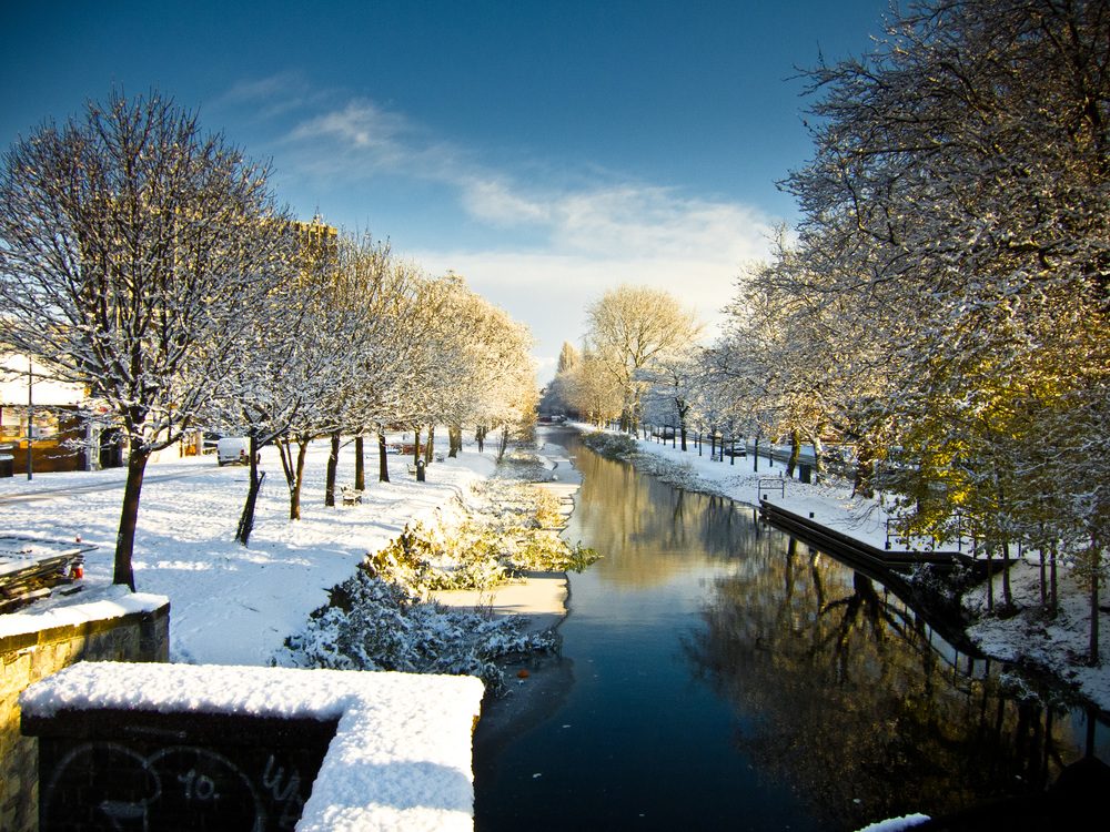 Snow Canal