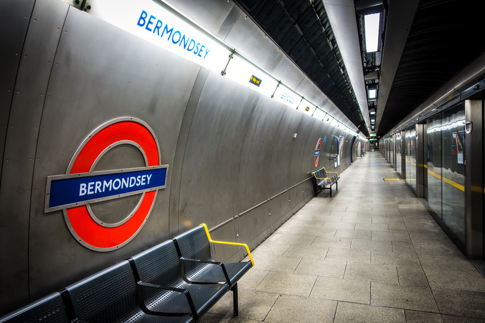 Bermondsey station where an act of kindness results in disaster