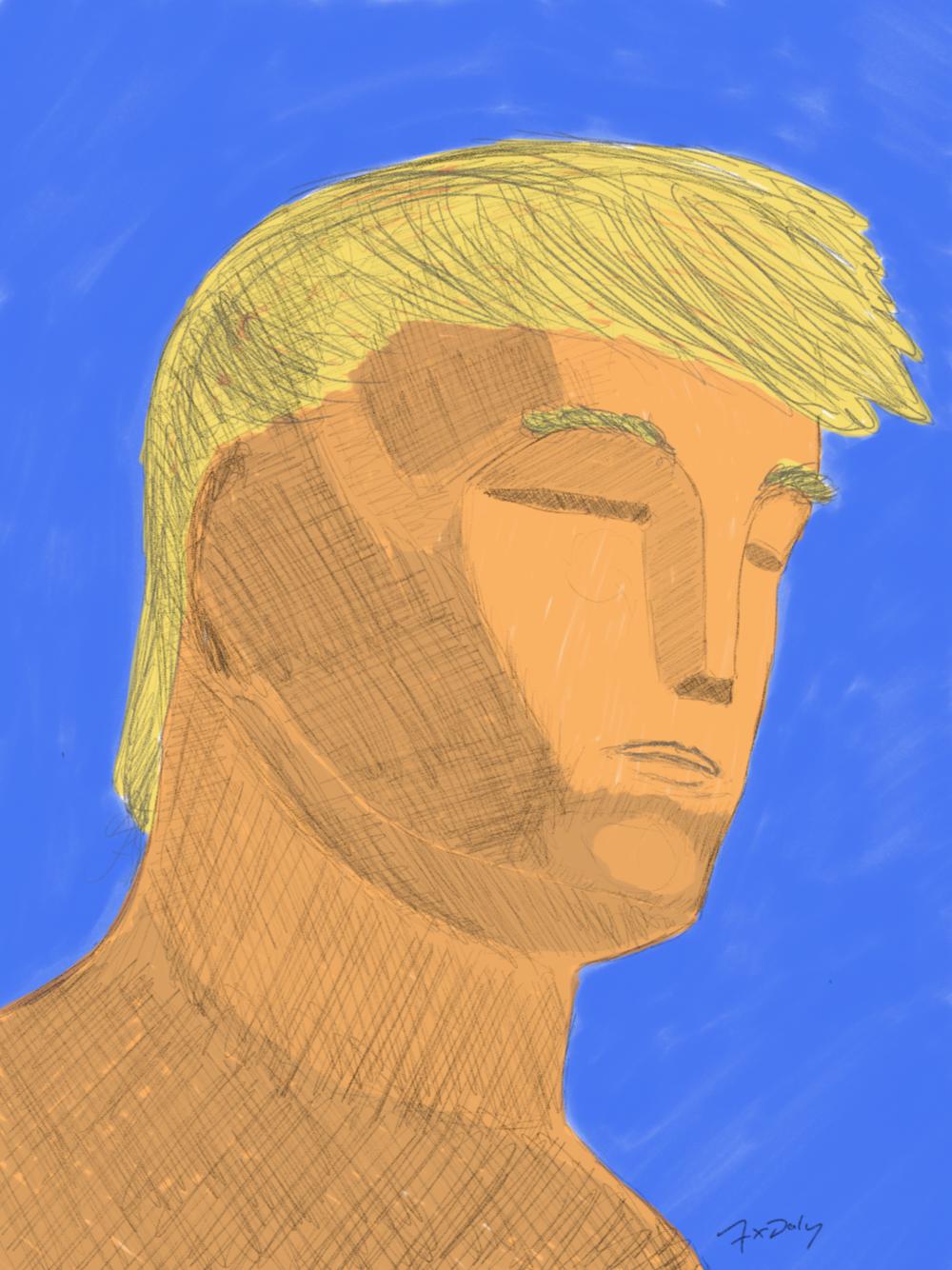 Trumpscar
