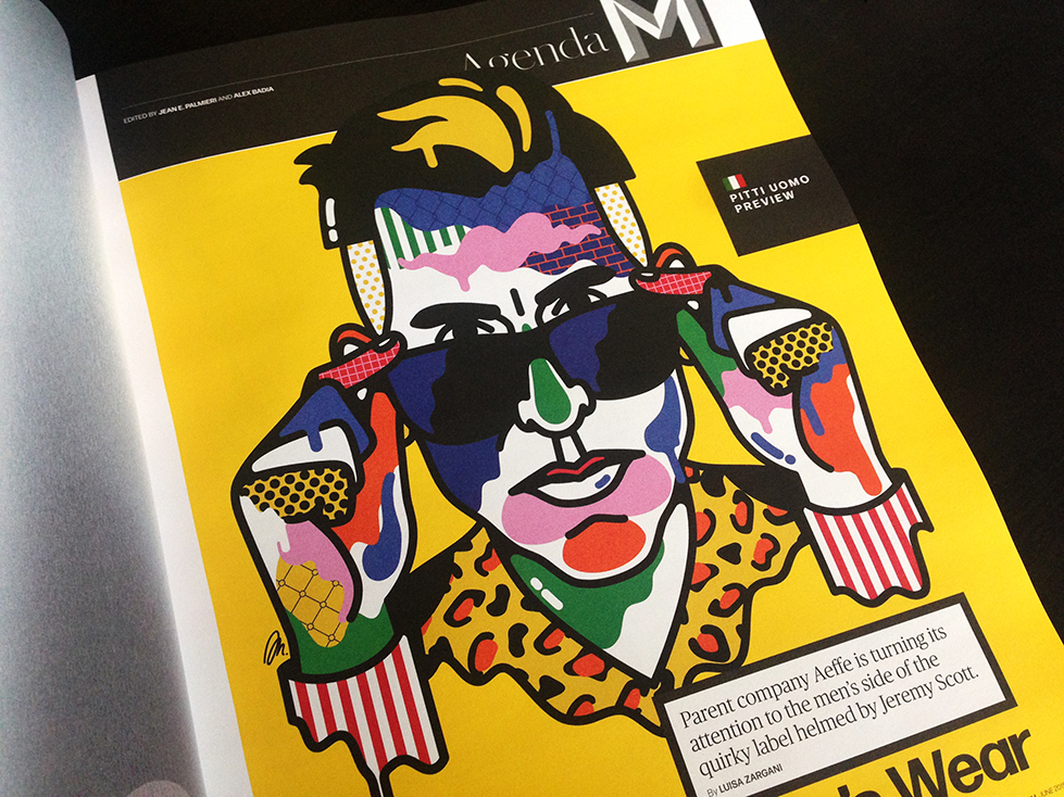 Jeremy Scott, illustrated by Mike Arnold
