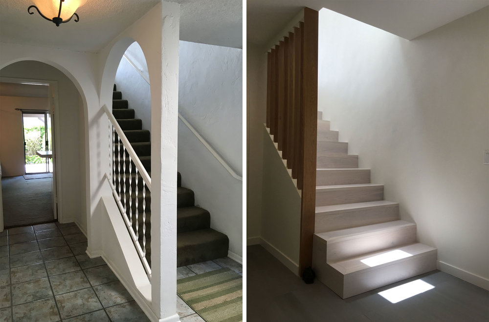Before and After: Entry
