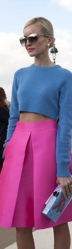 Inspiration: Paris Fashion Week Street Style: Day 9