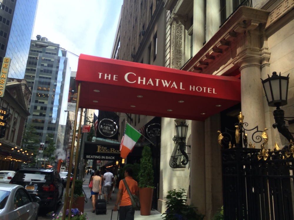 The Hotel Chatwal @ 44th St.