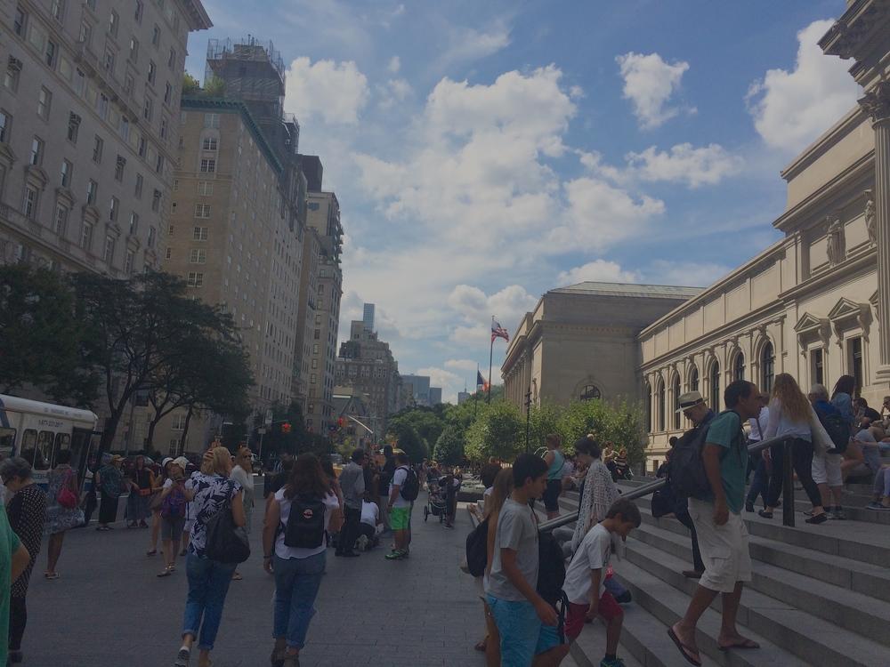 @ Metropolitan Museum of Art, Upper East Side