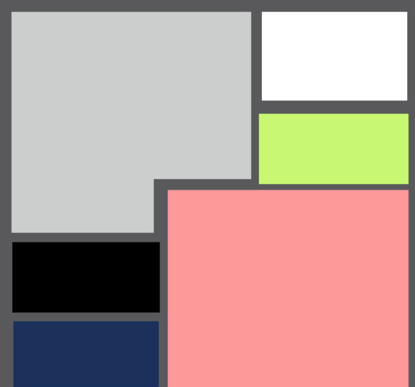 Check out this palette I put together. My favorite colors for this S/S 2017, a mix of bright grapefruit/lime with darker,  natural hues.