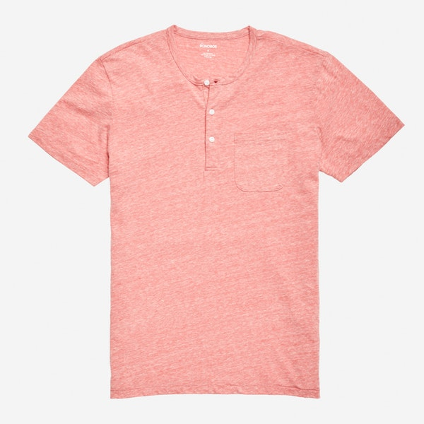 The LA Henley  by Bonobos