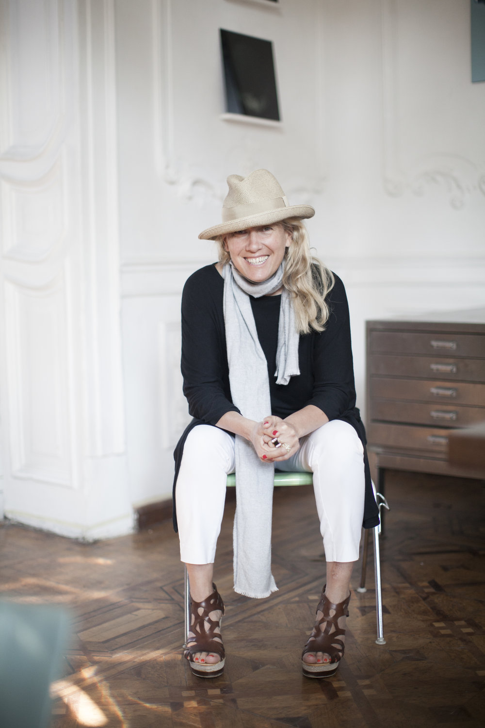 Alexandra Senes, Founder of Kilometre Paris