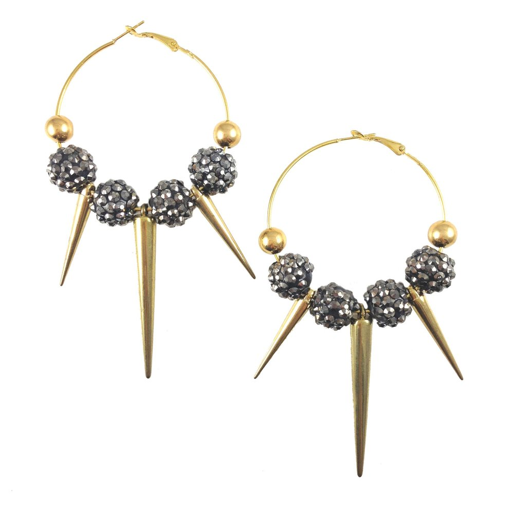 Spiked heels not for you? - These Farrah Spikes are now your newest obsession