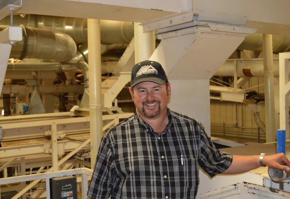 Dion Wilkin - Orchard Management & Huller/Sheller Operations