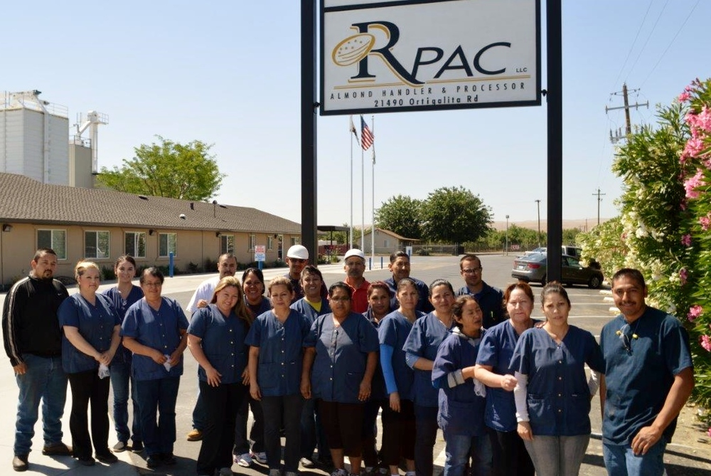 RPAC Production & Shipping