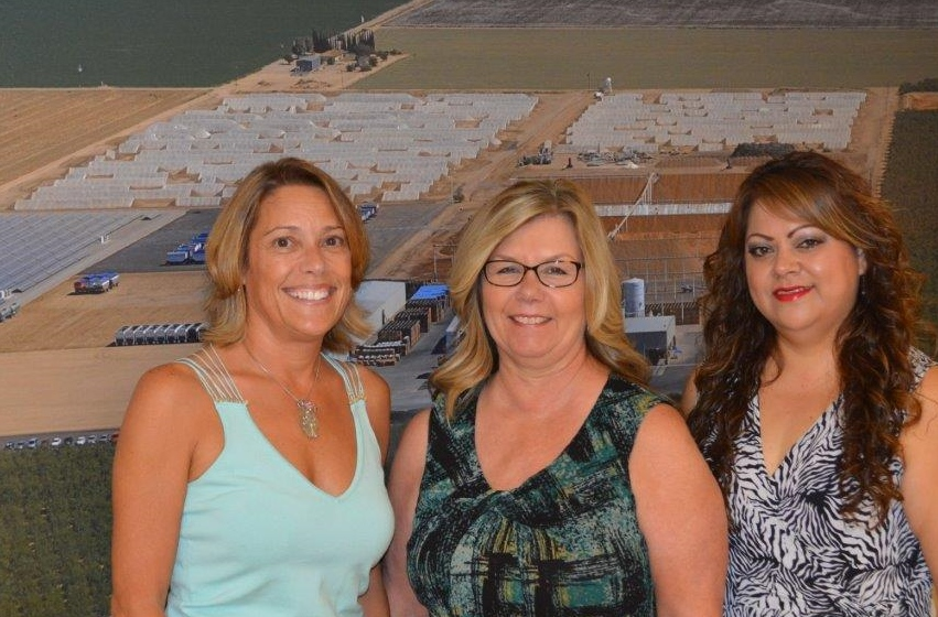 RPAC Office Staff - Mary, Janet, Kelly
