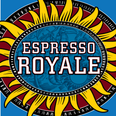 Espresso Royale provides Grounds for Growth their leftover coffee grounds so we can use them in our products.