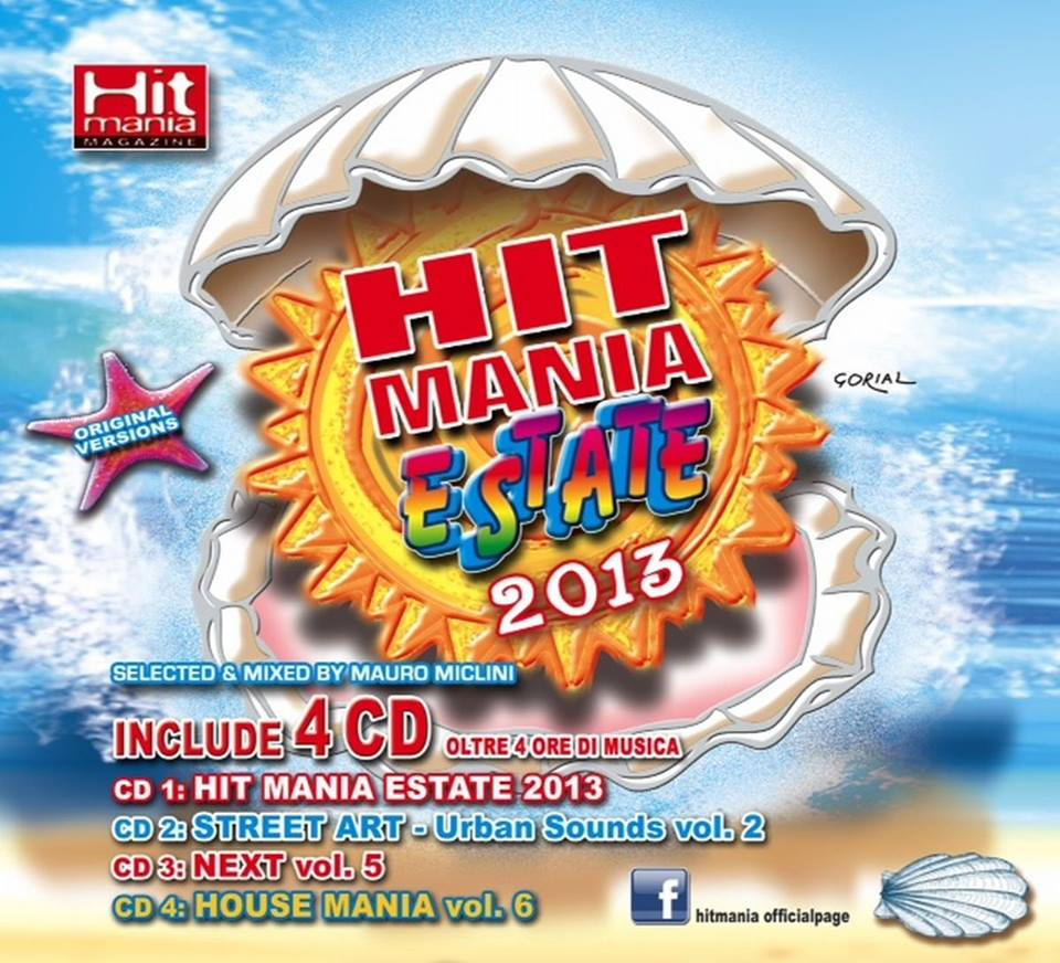 AROUND was selected for Universal Music Group Italia's Hit Mania Estate 2013 Compilation CD set.