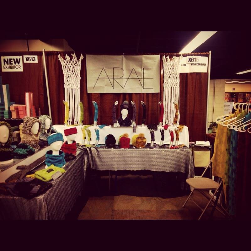 Rocky Mountain Gift Show Booth: The Denver Mart