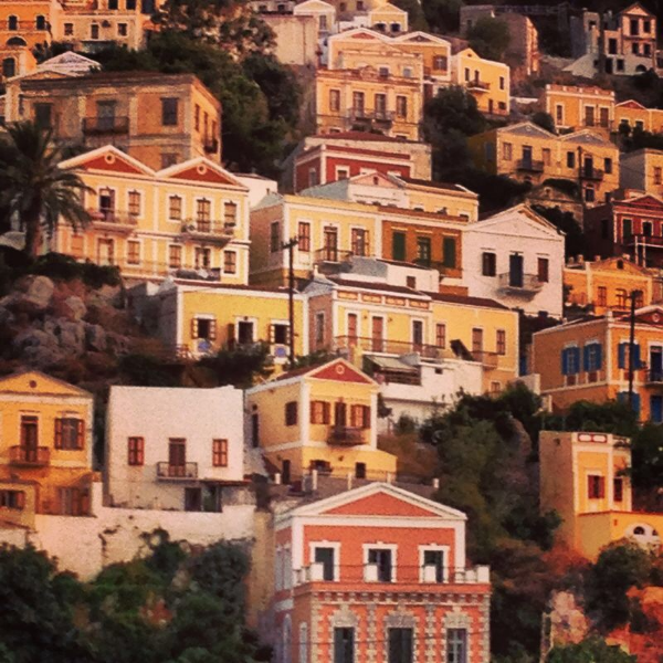 The island of Symi