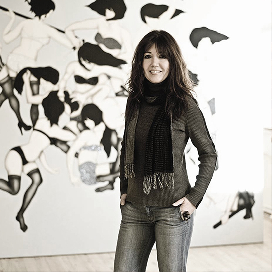 Kezban Arca Batibeki    Artist