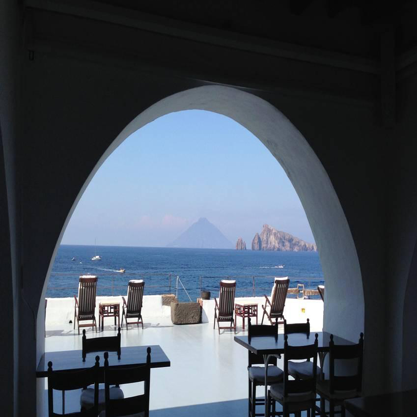 Panarea in the Aeolian Islands