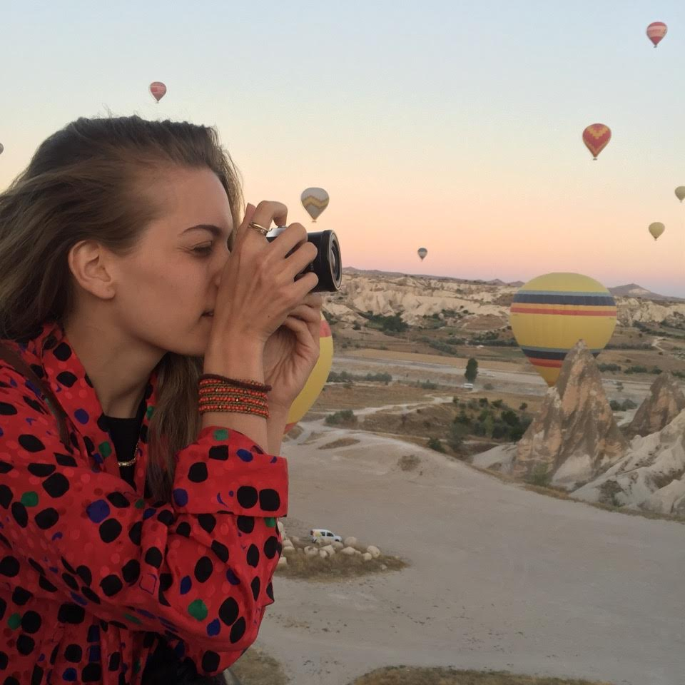 Tijana Tamburic 74 Traveller Escape Story Turkey Cappadocia