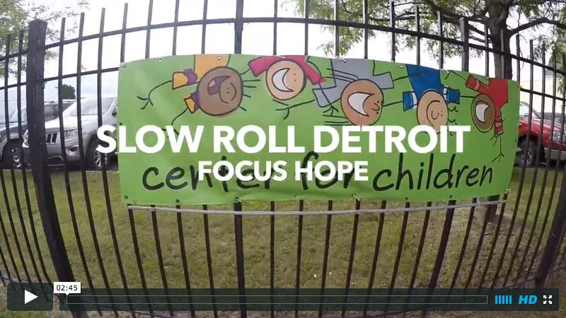 Check out this amazing video by Motor City Drone Co from Slow Roll at FOCUS: Hope 2015