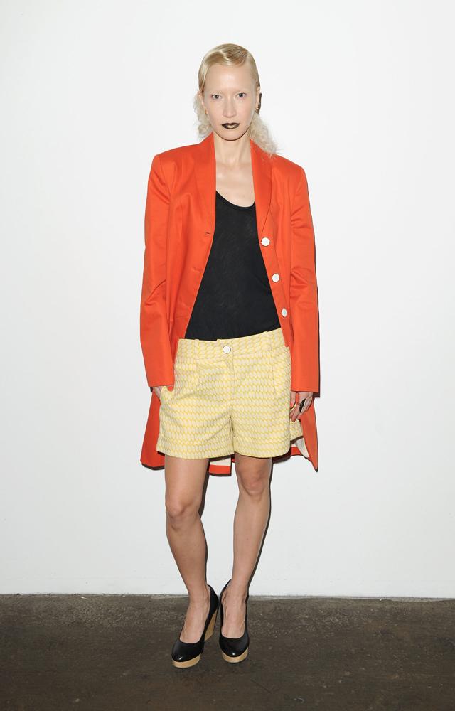 NYFW 2012 Kara Laricks