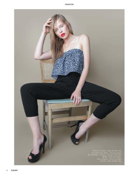 Photographer: TJ Manou  Model: Daria Pershina/LA Models